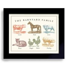 Farm Animal Kitchen Decor Farm Animals Kitchen Decor Barnyard Farmhouse Chic Sheep By Dexmex