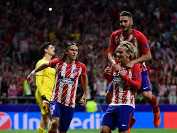 Golün asistini yapan isim e. Atletico Madrid Vs Chelsea As It Happened Michy Batshauyi Grabs Dramatic Late Winner The Independent The Independent