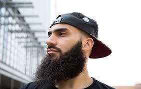 styles of black men with beards civil justus