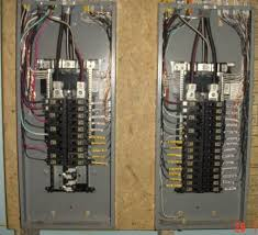 making your breaker box look pretty page 2 how to wire a breaker box diagrams at Electrical Panel Box Wiring