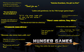 Hunger Game Quotes Adorable Hunger Games Quotes By Kawaiipandamelon On DeviantArt