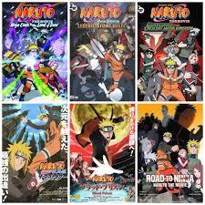 naruto shippuden movie list - Anime Top Wallpaper