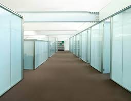 Glass Office Wall Glass Partition Walls ASROOM2 Office Wall