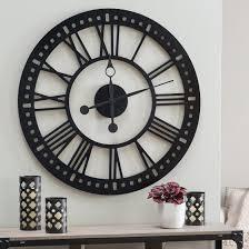 sofa delightful 40 inch wall clock 11 magnolia
