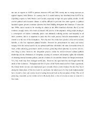 nafta case study 8 the