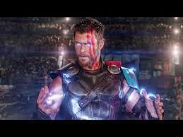 thor vs hulk fight scene thor