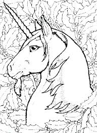 Printable Unicorn Coloring Pages Unicorn Coloring Page Printable