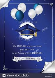Happy Graduation Greeting Card For Print Congratulation For Your