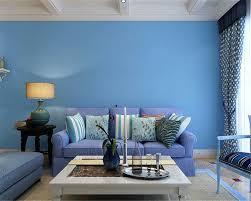 blue color living room fashion light blue color plain wallpaper bedroom living room study full pure color blue walls living room decorating ideas