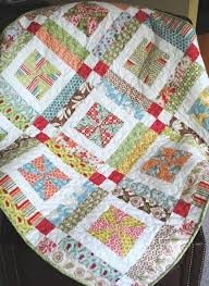 438 best quilts to make images on Pinterest   DIY, Appliques and ... & Lemonade Lollipop Baby QUILT PATTERN.... Easy...one Layer CAKE, Pdf  available Adamdwight.com
