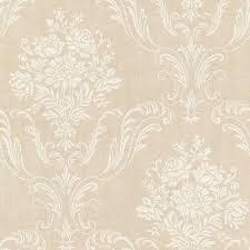 Behang Dutch Wallcoverings Avalon Ornament Goudwit 21445