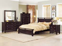 Bedroom Mahogany Bedroom Furniture Mahogany King Bed Frame Leather ...