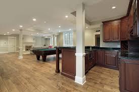 Basement Finishing And Remodeling - Finish basement floor