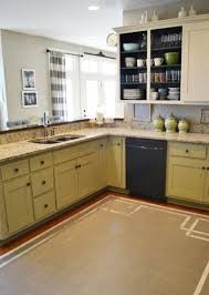 stamps stencils and hand painted elements work on floors too especially when done as part of a cheerful color blocking or a faux rug design
