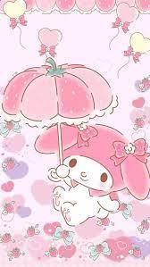 Pink Wallpaper Cute Kawaii - 1600x2844 ...