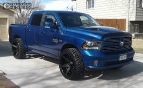 2014 ram 1500 tire size 2014 ram 1500 tuff t12 rancho leveling kit