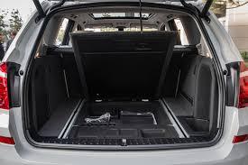 bmw x3 2018 trunk. 2018 bmw x3 exterior bmw trunk