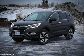Review: 2015 Honda CR-V | Wildsau.ca
