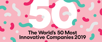 Fast Company S Co Design The Worlds 50 Most Innovative Companies Of 2019 Fast Company