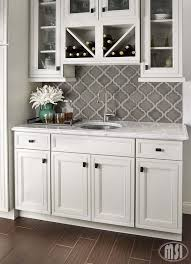 What Color Backsplash With White Cabinets Custom 48 Beautiful Kitchen Backsplash Ideas Hative