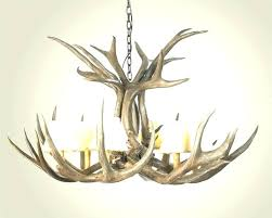 how to make antler chandeliers ceiling fan with deer antler deer antler lighting fixture make deer