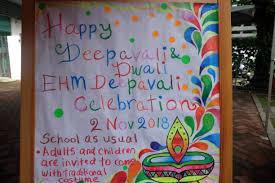 56 Happy Diwali Poster For School 2019