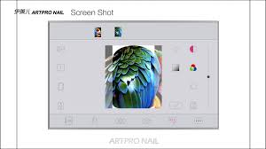 V9 Digital Nail Printer - YouTube