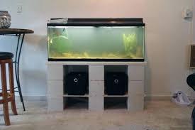 fish tank stand ideas diy fish tank stand ideas