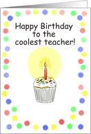 Teachers Birthday Card Birthday Cards For Teacher From Greeting Card Universe