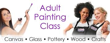 painting art crafts cl houston