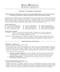med tech resume sample technology resume examples letsdeliver co