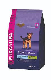 Eukanuba Large Breed Puppy Feeding Chart Eukanuba Puppy Large Breed Dog Food Dry Food Pet Shop