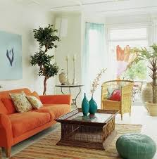 pastel colors work great for those who want quite neutral interior but with touches of boho bohemian style living room