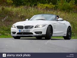 BMW 3 Series bmw z4m roadster : 2010 AC Schnitzer BMW Z4M roadster sports car Stock Photo ...