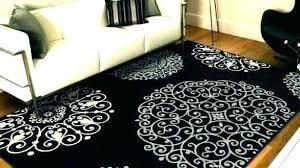 floor rug target various round rugs