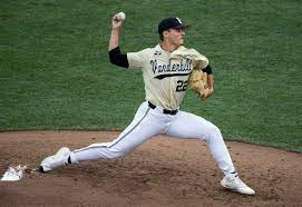 Jack Leiter pick in 2021 MLB Draft