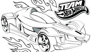 Race Car Coloring Pages Cool Cars For Boys Preschool In Funny Page