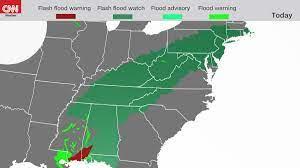 Weather forecast: Ida brings flash ...