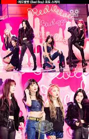 Read really bad boy outfit(s) from the story red velvet 6th member by squeakie3019 with 781 reads. Red Velvet Bad Boy Beludru Merah Selebritas Kostum