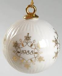 Annual Ornaments Lenox Annual Christmas Ornament At Replacements Ltd