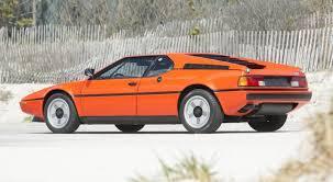 BMW 5 Series bmw m1 rear : BMW-M1-Car-1.jpg