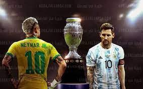 قنوات مفتوحة تنقل مباراة الارجنتين والبرازيل في نهائي كوبا امريكا 2021  وترددها على جميع الاقمار - كورة في العارضة
