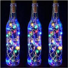 String Light Wine Bottle Mega Sale 7972 Lamp String Lights 10pcs Cork Shaped Led