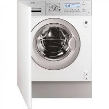 hoe een ingebouwde wasmachine te kiezen