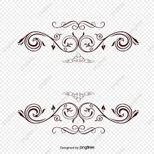 Free Vector Border Design Vector Border Pattern Pattern Frame Title Box Png And
