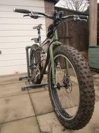 diy fatbike pvc pipe washstand i seen a bike stand