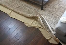 open weave rug pads are not ideal for oriental rugs and will cause damage to your floors