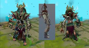 my set for undying dota2