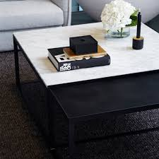 Modern Marble Coffee Table Carrara Marble Coffee Table Coffee Tables Ideas Luxury Granites