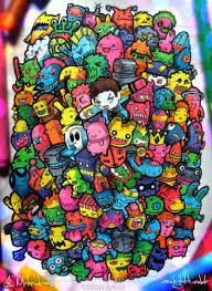 Doodle Art Wallpapers - 800x1095 ...